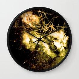 ε Gold Aquarii Wall Clock