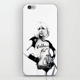 Debbie Harry iPhone Skin