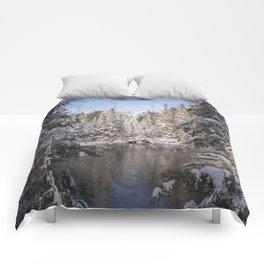 Muskoka River Comforters