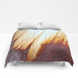 Rain Rusted Roof Comforters
