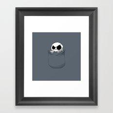Jack in the Pocket Framed Art Print