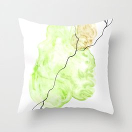 170412 Telomere Healing 1 Throw Pillow