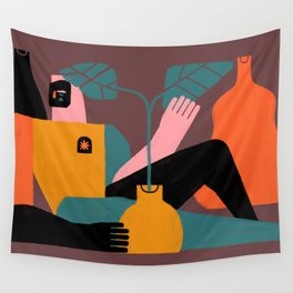 Solitud Wall Tapestry