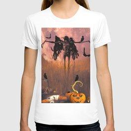 Halloween design T-shirt