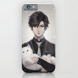 [RFA Cover] Jumin Han iPhone Case