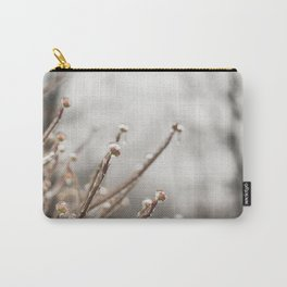Icy Branches #3 Carry-All Pouch