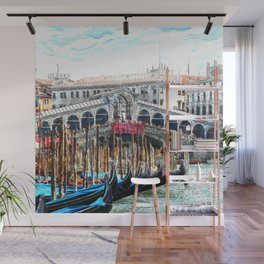 Venice_20170601_by_JAMFoto Wall Mural