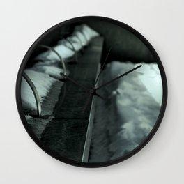 Empty Promises Wall Clock