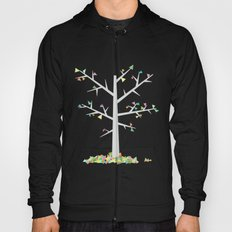 Graphic Tree  Hoody