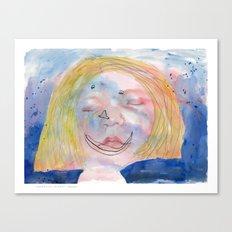 I feel tired Canvas Print