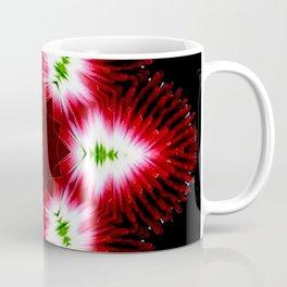 Abstract Dahlia 4 Coffee Mug