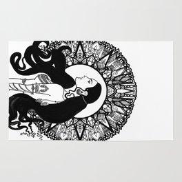 Goddess Rug
