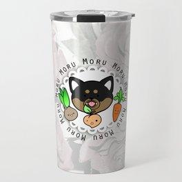 Moru Logo Travel Mug