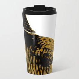Swimming Carp Travel Mug