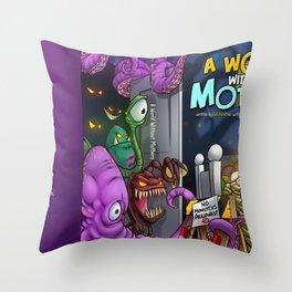 Starting Points -AWWM Throw Pillow