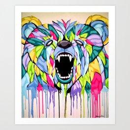 Sister Bear Art Print