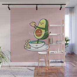 Together We Make a Perfect Hummus Wall Mural