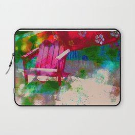 Waiting For You Laptop Sleeve