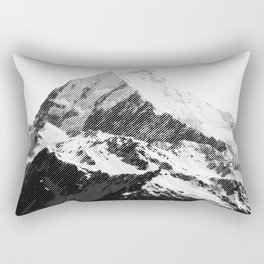 Mighty cloud piercer Rectangular Pillow
