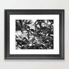 devil in the details Framed Art Print