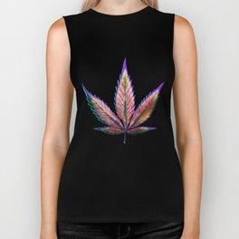 Hemp Lumen #10 Marijuana/Cannabis Biker Tank