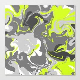 Zwei Canvas Print