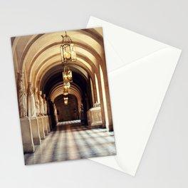 Paris - Inside Versailles Stationery Cards