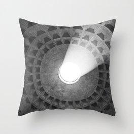 Dome of the Pantheon Throw Pillow