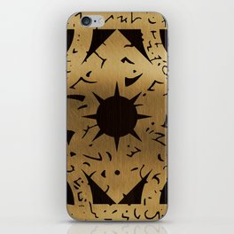 Lament Configuration Side F iPhone Skin