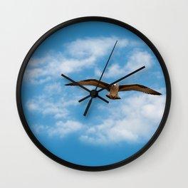 Flying! Wall Clock