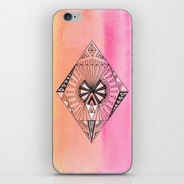 Geometric Diamond 1 iPhone Skin