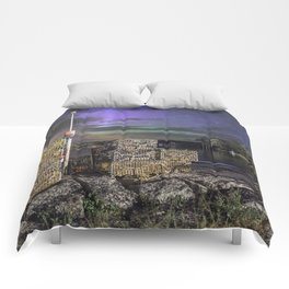 Lobster Trap Aurora Comforters