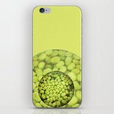 Green Beans iPhone & iPod Skin