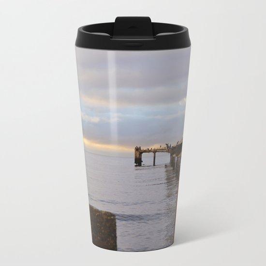 The Seagulls 2 Metal Travel Mug