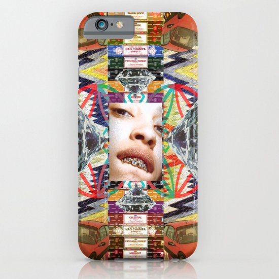 Ferrrarrri Diamondz iPhone & iPod Case