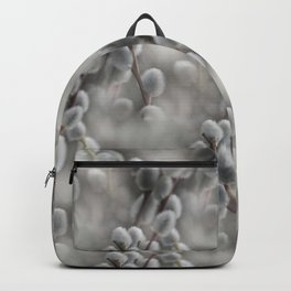 flowers -8- seamless pattern Backpack