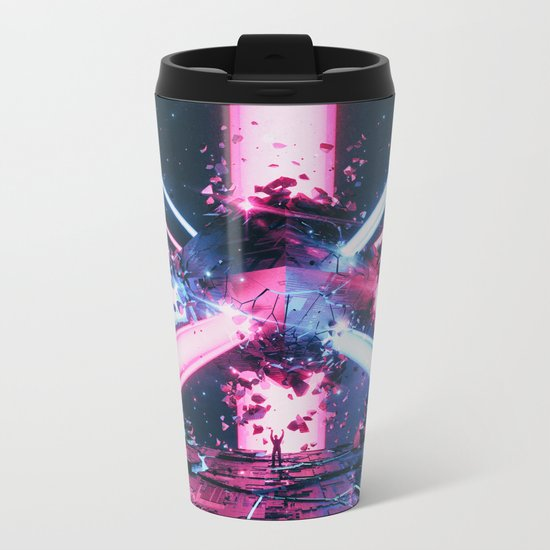HELLSTAR Metal Travel Mug