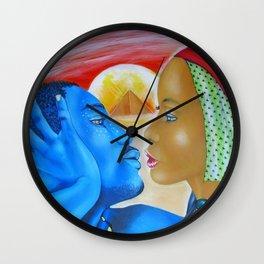 Indigold Wall Clock