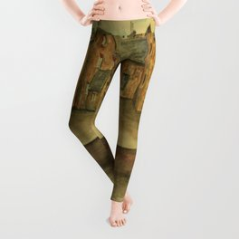 Drover's Inn WC161001a Leggings