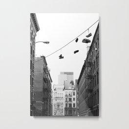 crosby street Metal Print