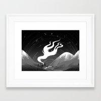 infinite Framed Art Prints featuring Infinite by Sanne Cazemier