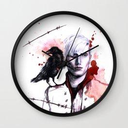 erchomai Wall Clock