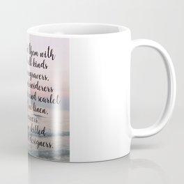Ode to a designer Coffee Mug