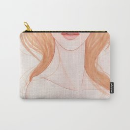 Pink Alice II Carry-All Pouch