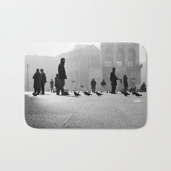 Duomo Square - Milan- Italy Photo by Andrea Scuratti Bath Mat
