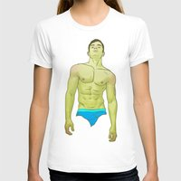 lucas david T-shirts featuring Lucas by artedgar
