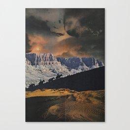 STRANGE VOYAGE Canvas Print