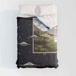 Ctrl+Alt+Del // Returning UFOs Comforters