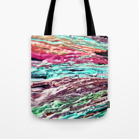 Wax #5 Tote Bag