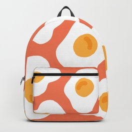 Fried Eggs Backpack